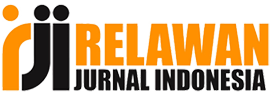 Relawan Jurnal Indonesia Badge